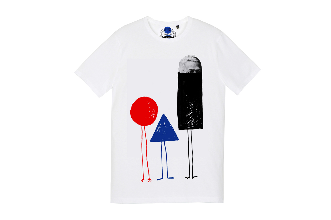 Commune de Paris x colette T-Shirt