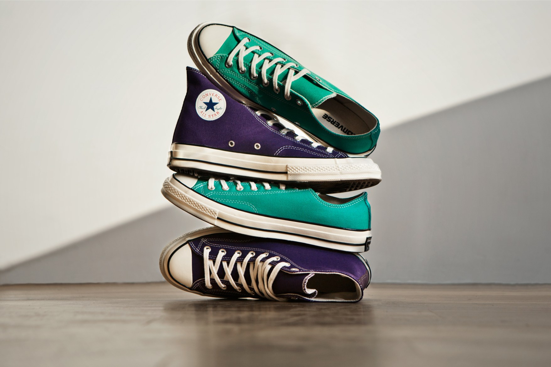 Converse 2014 First String 1970s Chuck Taylor All Star Collection