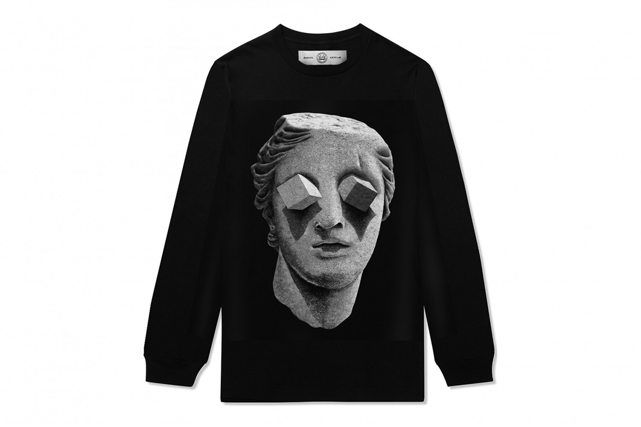 daniel arsham x stampd 2014 t shirt collection