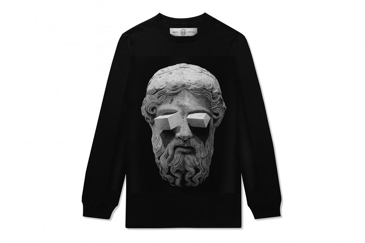 daniel arsham x stampd 2014 t shirt collection
