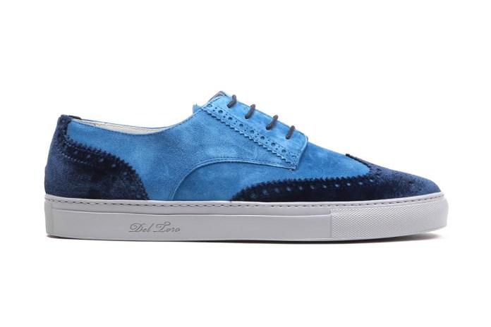 Del Toro Wingtip Sneaker