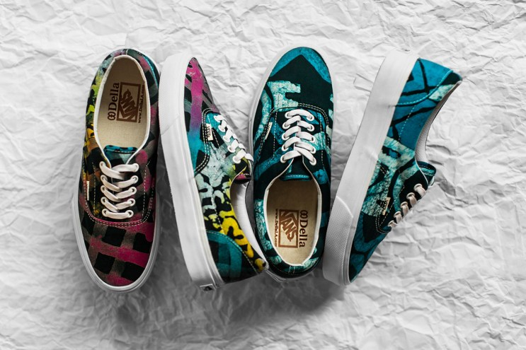 Della x Vans Classics Collection