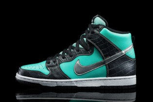 "Nick Diamond Officially Confirms the Diamond Supply Co. x Nike SB Dunk High ""Diamond"""