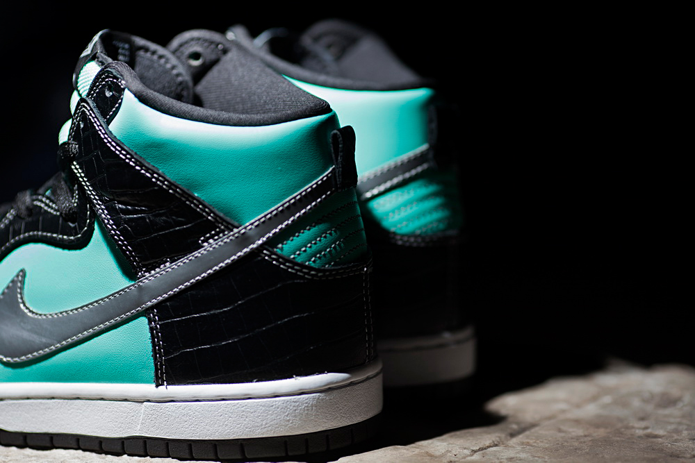 diamond supply co x nike sb dunk high preview