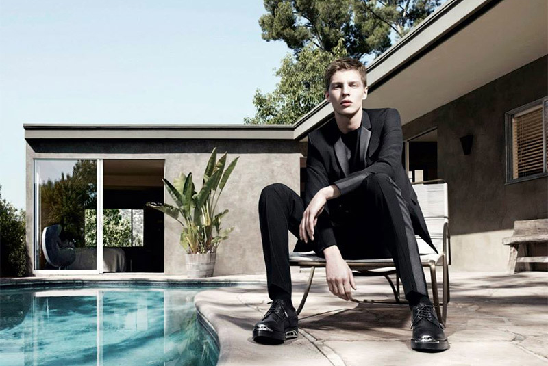 dior homme 2014 spring summer campaign