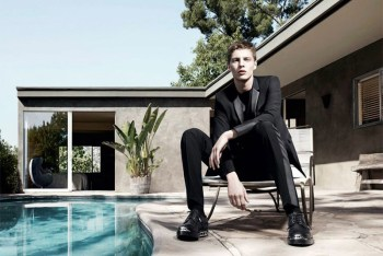 Dior Homme 2014 Spring/Summer Campaign