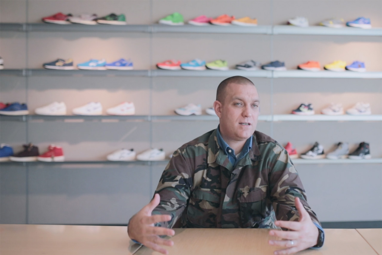 Discussing Reebok Reserve with Ryan Cross