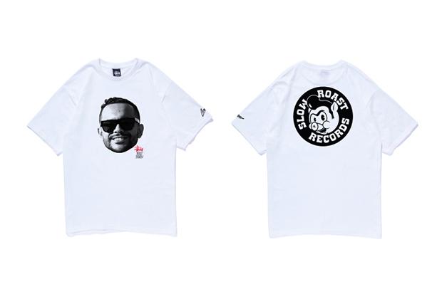 DJ CRAZE x Stussy Commemorative T-Shirt