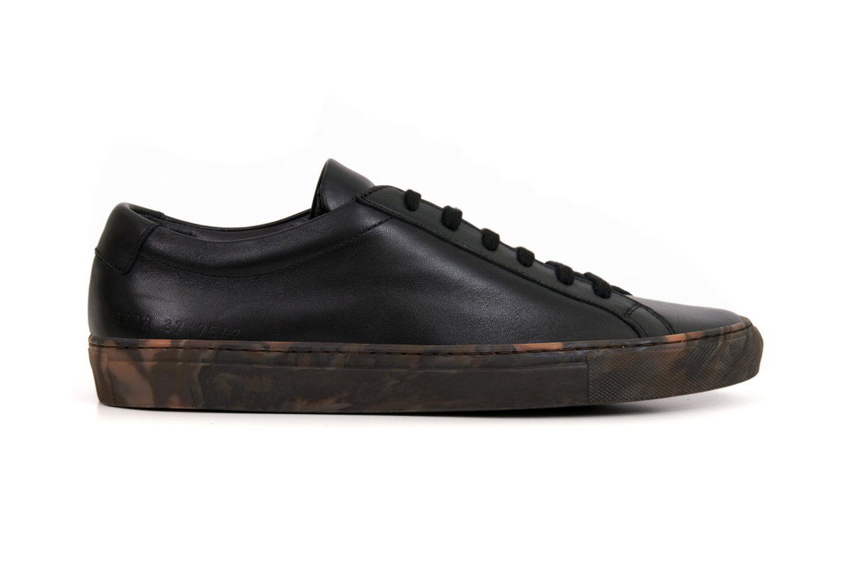 "Dover Street Market x Common Projects Achilles ""Camouflage"""