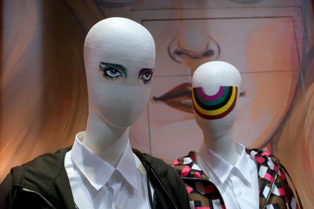 """Dover Street Market New York """"Store Story"""" by Ari Marcopoulos"""