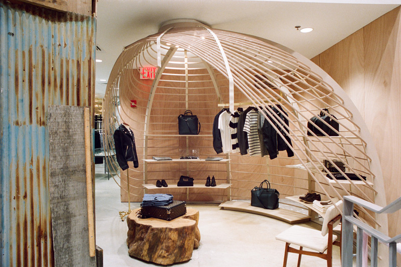 dover street market new york store story by ari marcopoulos