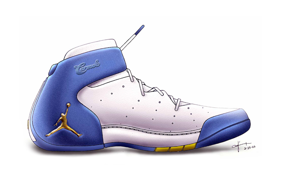 D'Wayne Edwards Discusses 10 Years of the Jordan Melo 1.5