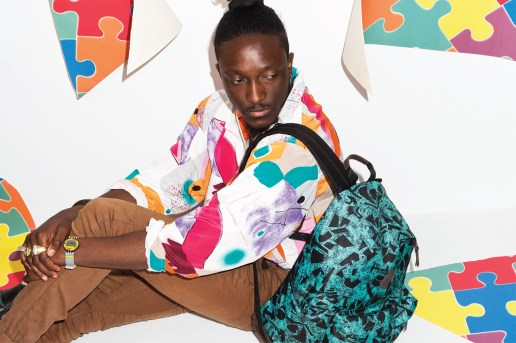 Eastpak 2014 Spring/Summer Lookbook