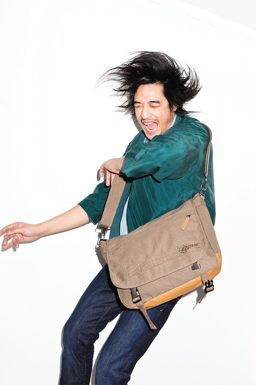 eastpak 2014 springsummer lookbook
