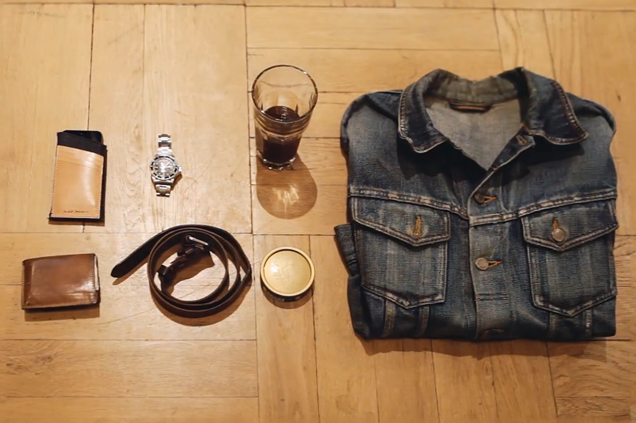 Essentials with Joakim Levin of Nudie Jeans Video