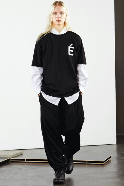 Études 2014 Fall/Winter Collection