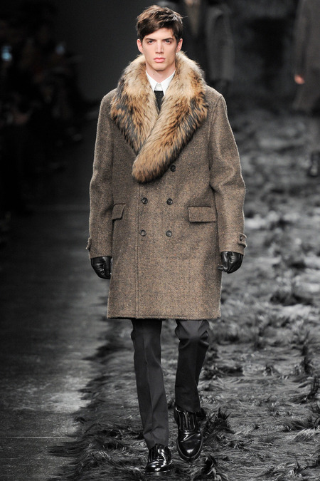 Fendi 2014 Fall/Winter Collection
