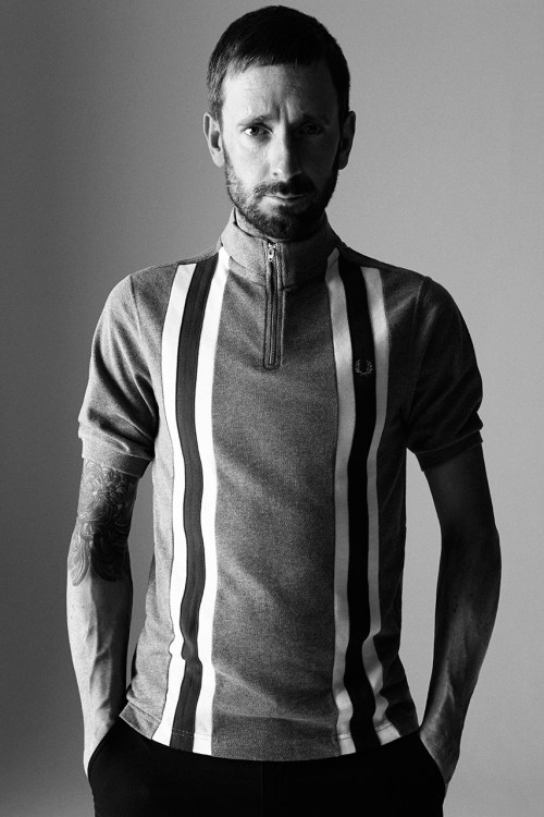 Fred Perry 2014 Spring/Summer Bradley Wiggins Collection