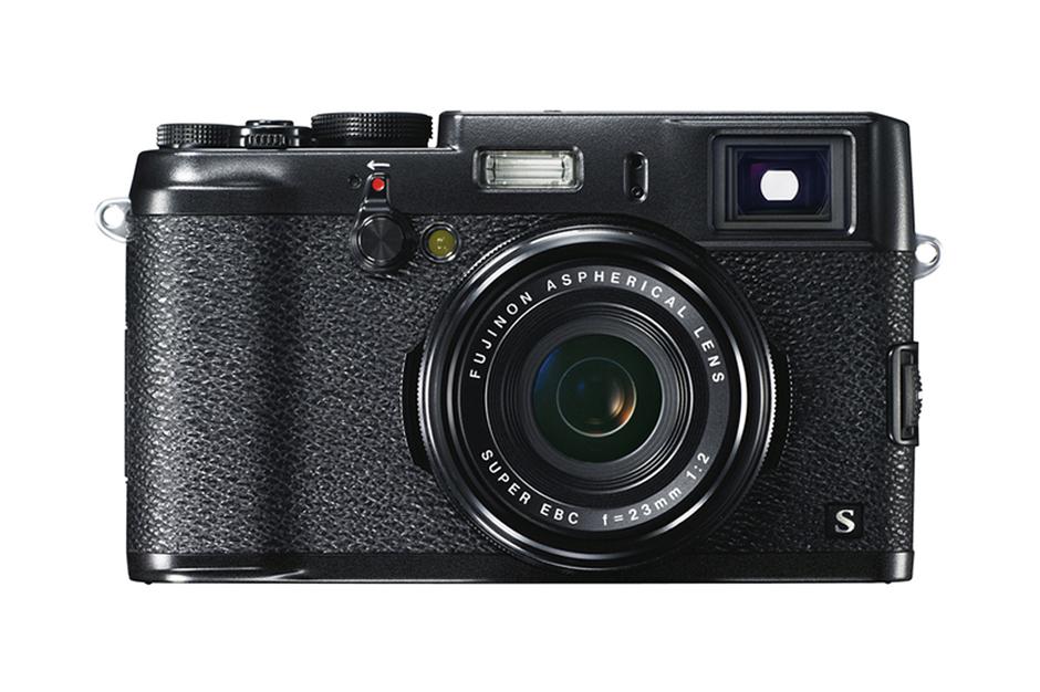 Fujifilm X100S Releases in Black