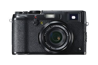 Fujifilm X100S Releases in Black