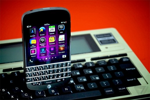 BlackBerry States the Future of the Brand Remains in Physical Keyboards