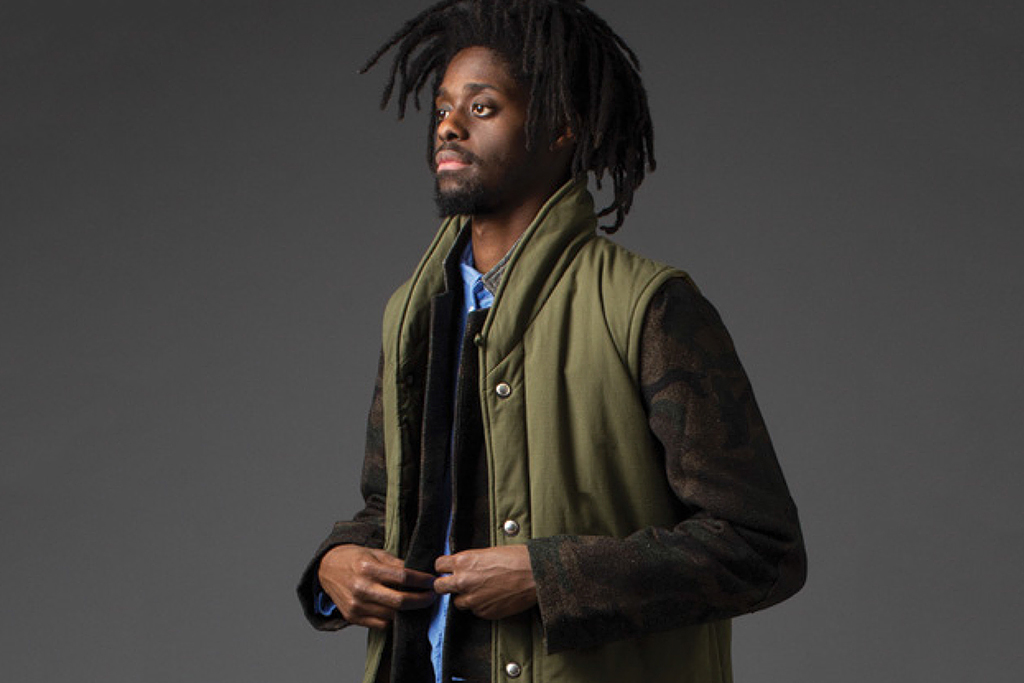 """GARBSTORE 2014 Fall/Winter """"Within The Bills"""" Lookbook Preview"""