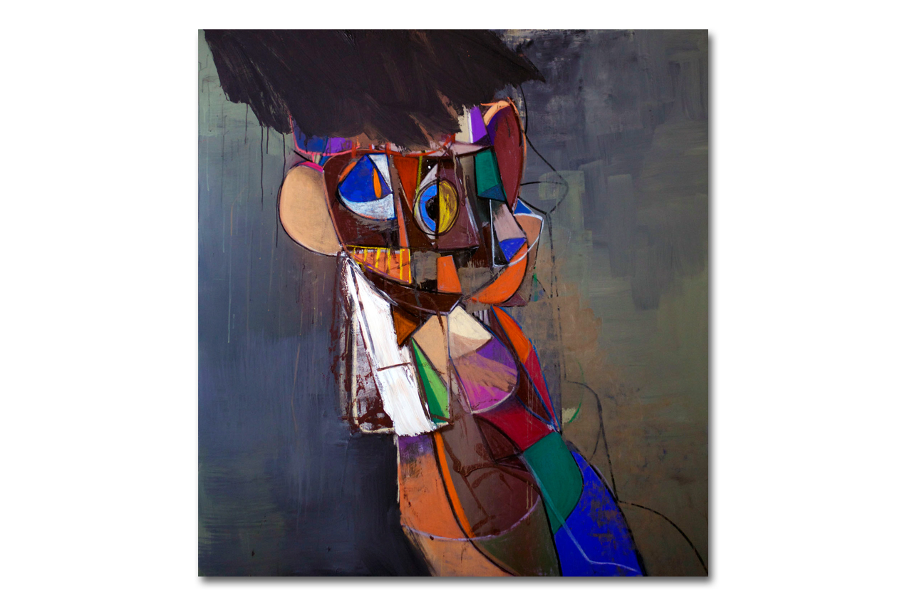 george condo simon lee gallery