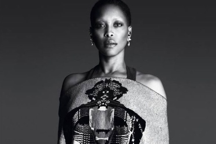 Givenchy 2014 Spring/Summer Campaign Featuring Erykah Badu
