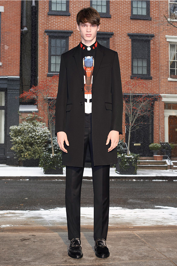 Givenchy 2014 Pre-Fall Collection Preview