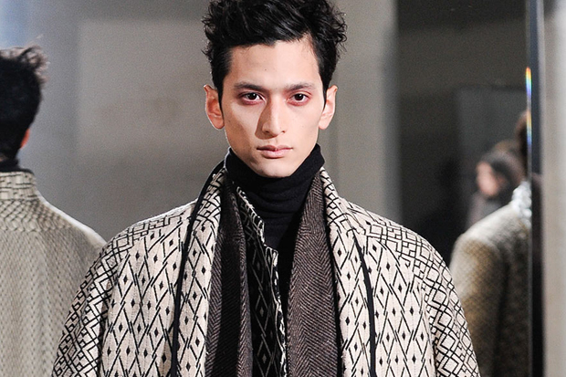 Haider Ackermann 2014 Fall/Winter Collection