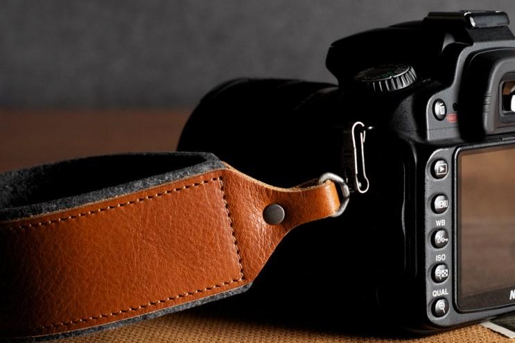 hard graft Hold Camera Handle & Hang Camera Strap