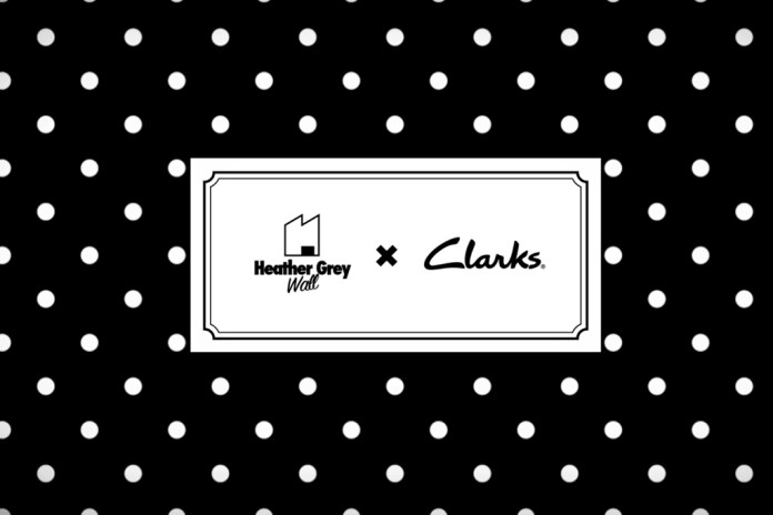 Heather Grey Wall x Clarks Sportswear Tawyer Video