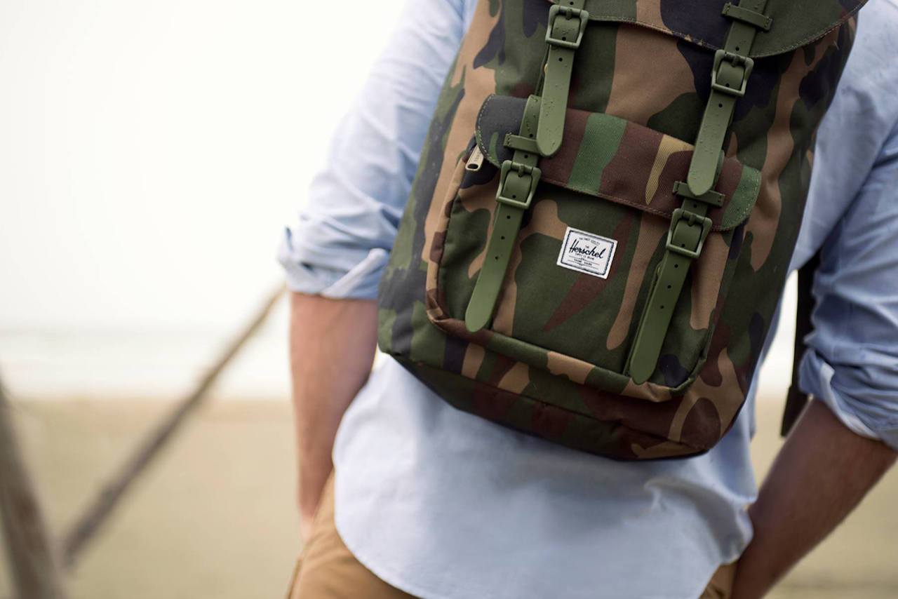 herschel supply co 2014 spring summer lookbook