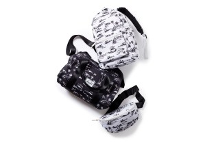 """Herschel Supply Co. for Beauty & Youth 2014 """"Aloha"""" Collection"""