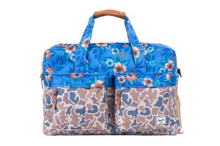 "Herschel Supply Co. ""Duck Camo and Paradise"" Collection"