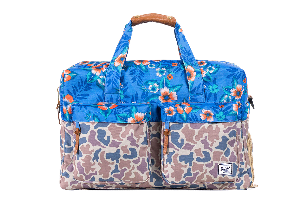 """Herschel Supply Co. """"Duck Camo and Paradise"""" Collection"""