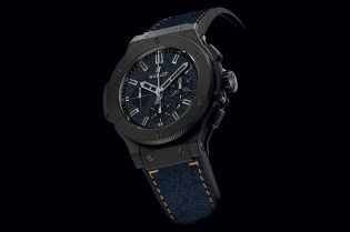 Hublot Big Bang Jeans Limited-Edition Chronograph