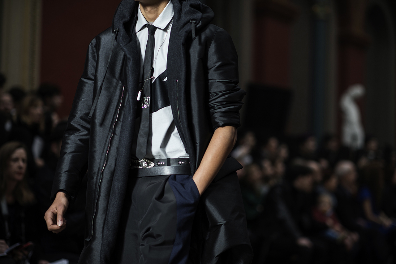 hypebeast and dapper lou check out lanvins 2014 fall winter runway show