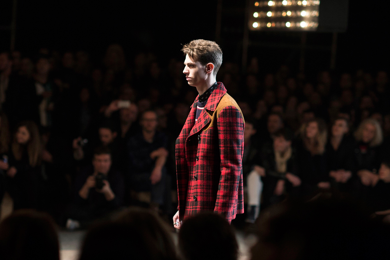 HYPEBEAST and Dapper Lou Check Out Saint Laurent's 2014 Fall/Winter Runway Show
