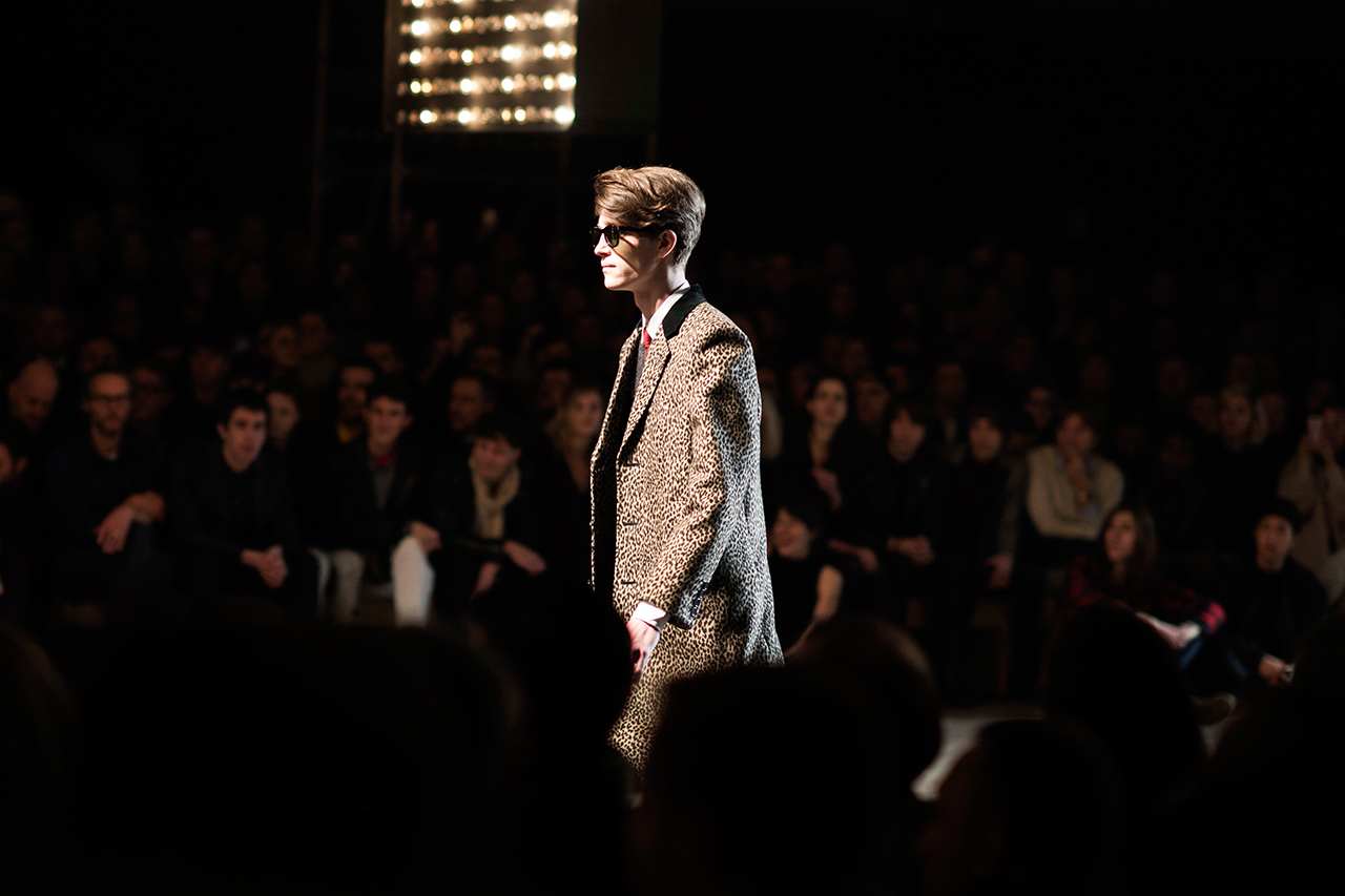 hypebeast and dapper lou check out saint laurents 2014 fall winter runway show