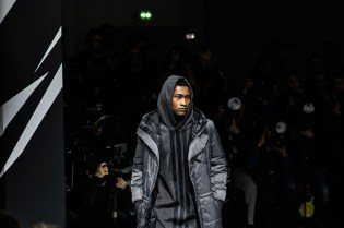 HYPEBEAST and Dapper Lou Check Out Y-3's 2014 Fall/Winter Runway Show