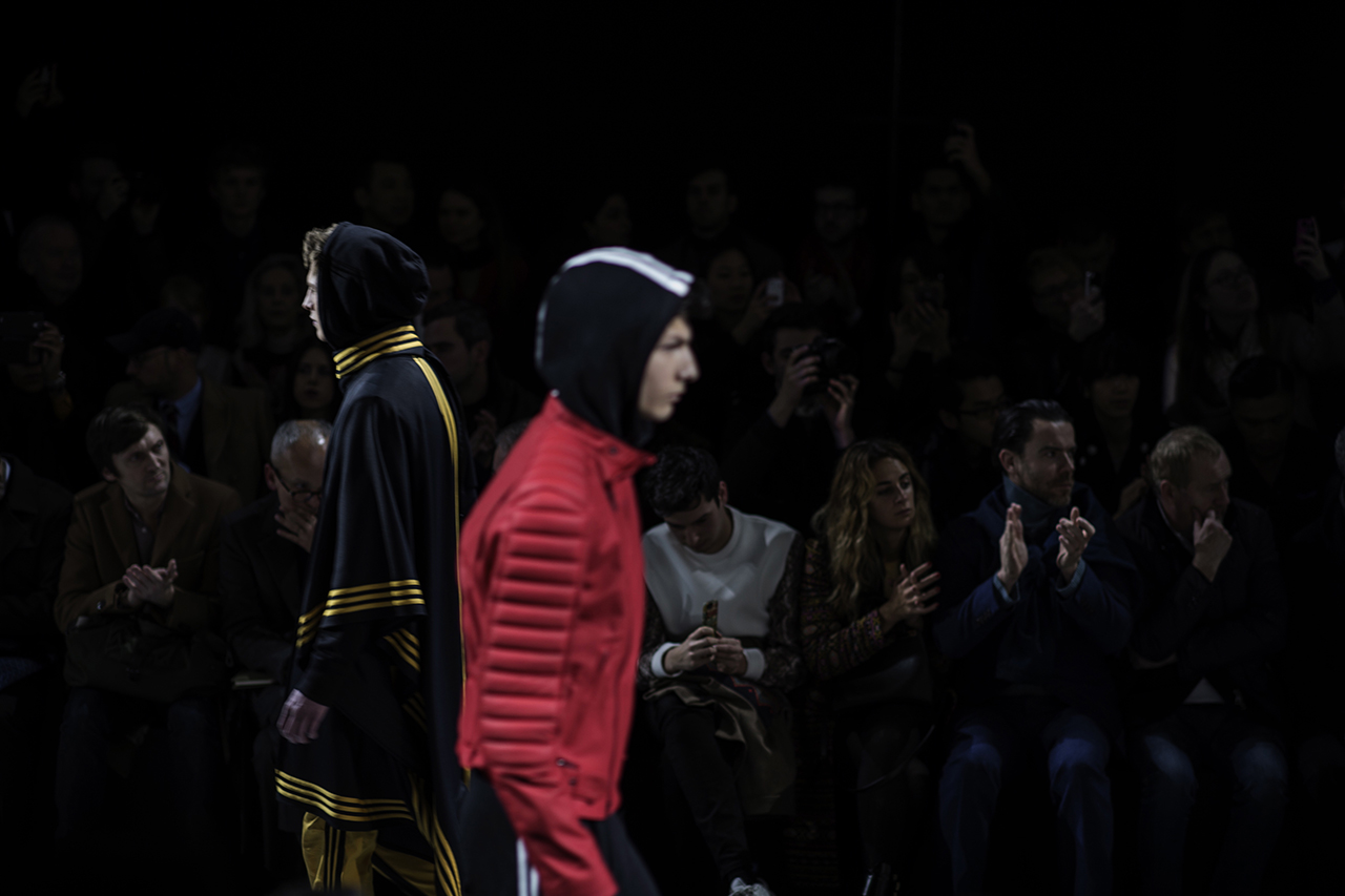 http://hypebeast.com/2014/1/hypebeast-and-dapper-lou-check-out-y-3s-2014-fall-winter-runway-show