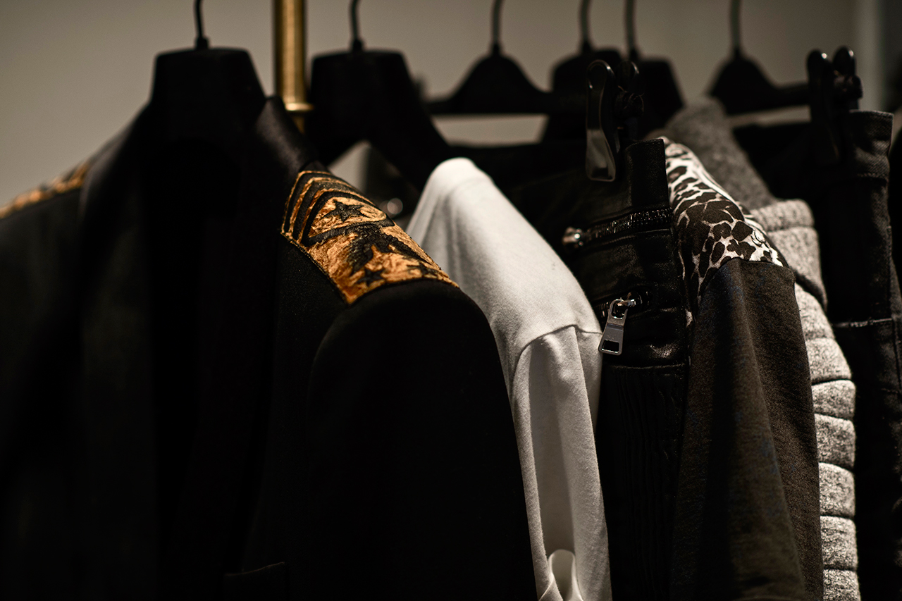 hypebeast and dapper lou visit balmains showroom and its fall winter 2014 collection