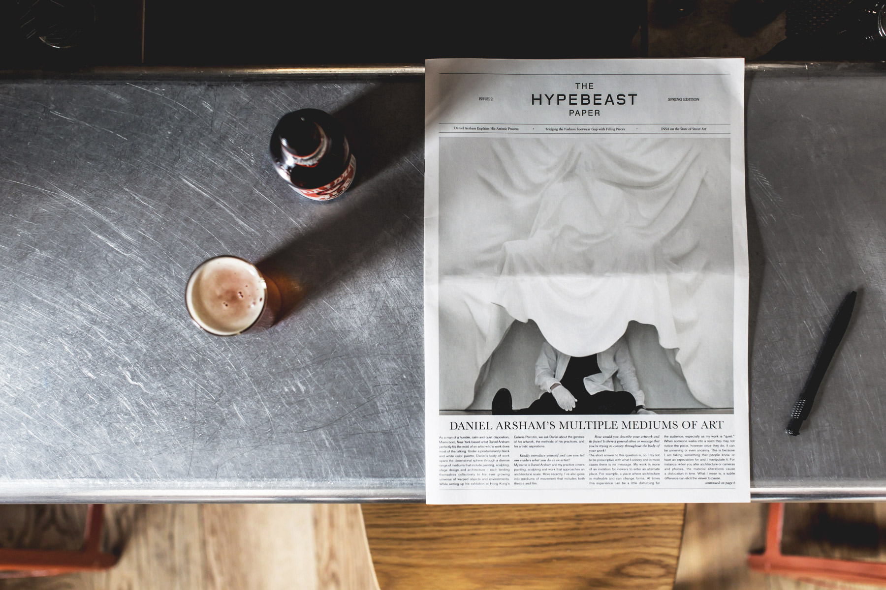 HYPEBEAST Paper Issue 2: Spring Edition
