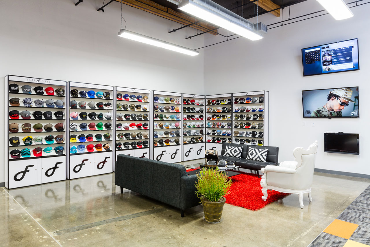 HYPEBEAST Spaces: The Offices of Flat Fitty