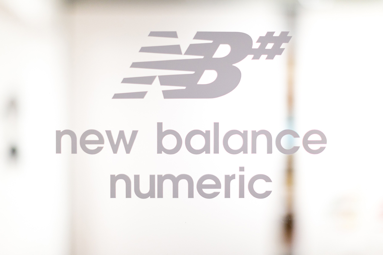 hypebeast spaces westlife distribution inc featuring 686 new balance numeric and matix