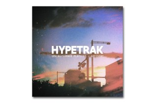 "HYPETRAK's ""Artistry"" Playlist for The HYPEBEAST Paper"