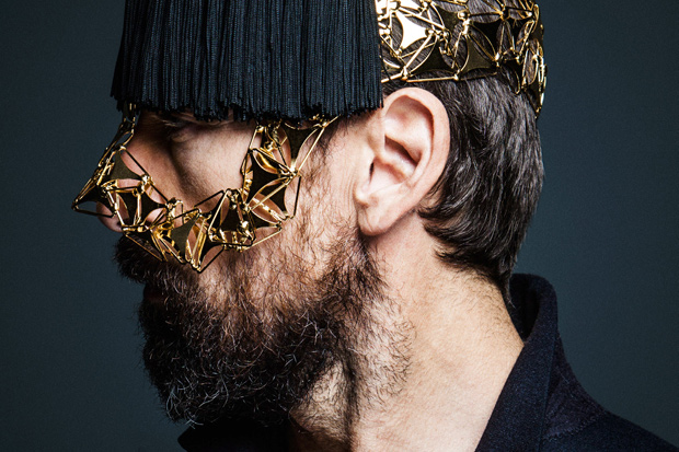 """Idriss Guelai Atelier for LUISAVIAROMA """"Golden Age"""" Capsule Collection"""