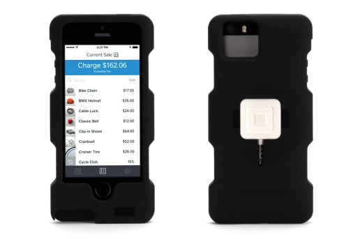 iPhone 5 Case with Square Card Readers by Griffin
