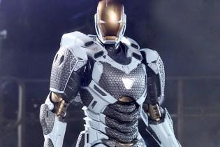 "Marvel Iron Man 3 Mark XXXIX ""Starboost"" Collectible Figure"
